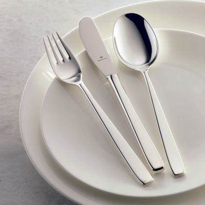 Obst- & Couvertmesser Classic in 925 Sterlingsilber