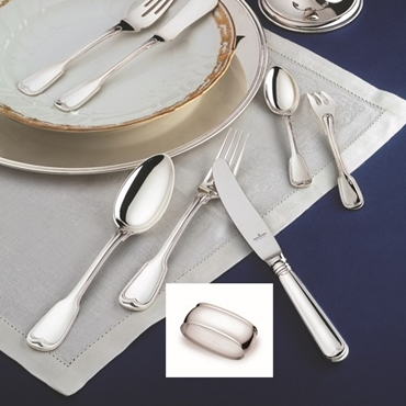 30pieces Ausgurger Faden with 6 napkin rings