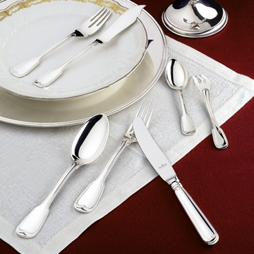 Cutlery Set 24 Pieces for 6 persons - 6 Pastry Forks For Free